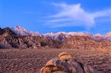 Mount Whitney, Lone Pine, California Art Print