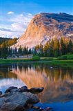 Lembert Dome And The Tuolumne River Art Print