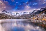 South Lake Near The Sierra Nevada Mountains Art Print