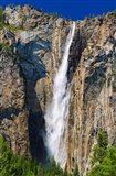 Ribbon Falls, California Art Print
