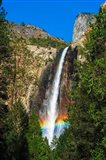 Rainbow Over Bridalveil Fall Art Print