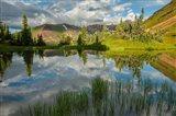 Paradise Divide, Gunnison National Forest, Colorado Art Print