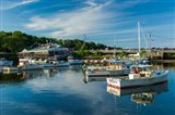Perkins Cove, Maine Art Print