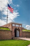 Historic Fort Mchenry, Birthplace Of The Star Spangled Banner Art Print