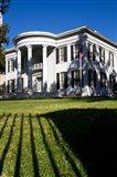 Governor's Mansion in Jackson, Mississippi Art Print