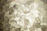 Close-Up Of A Pile Of Rock Salt, York, Maine Art Print