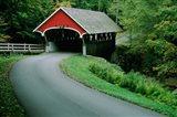 New Hampshire, White Mountains, Franconia Notch Art Print