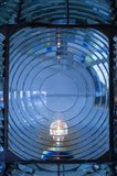 Close Up Of The Antique Fresnel Lighthouse Beacon, Fire Island Art Print