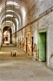 Eastern State Penitentiary Interior, Pennsylvania Art Print