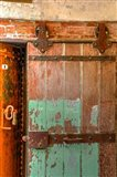 Abandoned Prison Detail, Pennsylvania Art Print