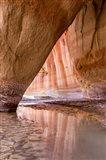 Slide Arch In Paria Canyon, Utah Art Print