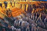 Sunrise At Bryce Point Bryce National Park, Utah Art Print