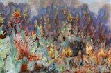 Prudent Man Agate III Art Print