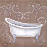 Bath Tub Art Print