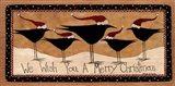 Crow Wishes Art Print