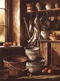 Mudroom Menagerie Art Print
