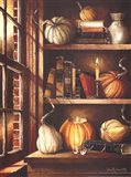Autumn Remnants Art Print