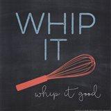 Whip It Good Art Print