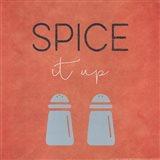 Spice It Up Art Print