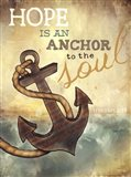 Anchor to the Soul Art Print