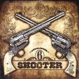 6 Shooter Art Print