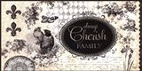 Cherish Family Art Print