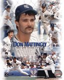 Don Mattingly - Legends of the Game Composite Art Print