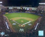 Yankee Staduim - 2000 World Series Art Print