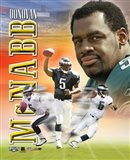Donovan McNabb Portrait Plus Art Print