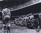 Babe Ruth - Farewell Art Print