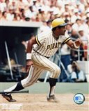 Willie Stargell - Running Art Print