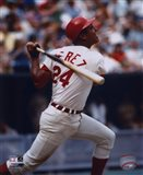 Tony Perez - Batting Art Print