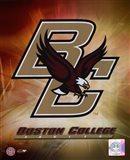 Boston College Logo Art Print