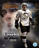 10/5/05 -  Sidney Crosby / The Arrival Art Print