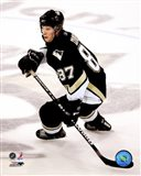 Sidney Crosby - '06 / '07 Home Action Art Print