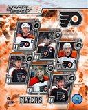 '06 / '07 -  Flyers Team Composite Art Print