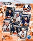 '06 / '07- Islanders Team Composite Art Print