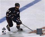 Scott Niedermayer - 2007 Stanley Cup / Game 2 (#5) Art Print