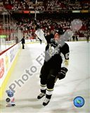 Sidney Crosby 1st Star of the Game, Game 3 of the 2008 NHL Stanley Cup Finals; #9 Art Print