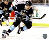 Sidney Crosby 2011 NHL Winter Classic Action Art Print