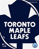Toronto Maple Leafs 2011 Team Logo Art Print