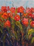 Blooming Buds Art Print