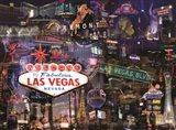 Vegas Baby Art Print