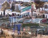 Chicago Day Art Print