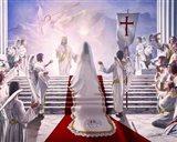 Bride Of Christ Art Print
