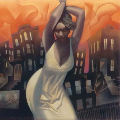 Harlem Heat Art Print by Kelley