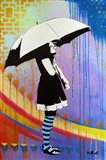 Waiting for the Rain Art Print