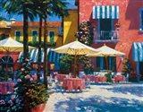 Inn at Lake Garda Art Print