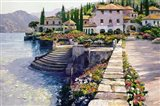 Stairway to Carlotta Art Print