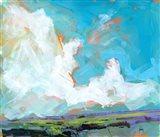 Sky Four-Massif Art Print